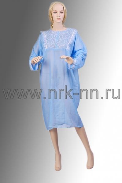 Платье х/б