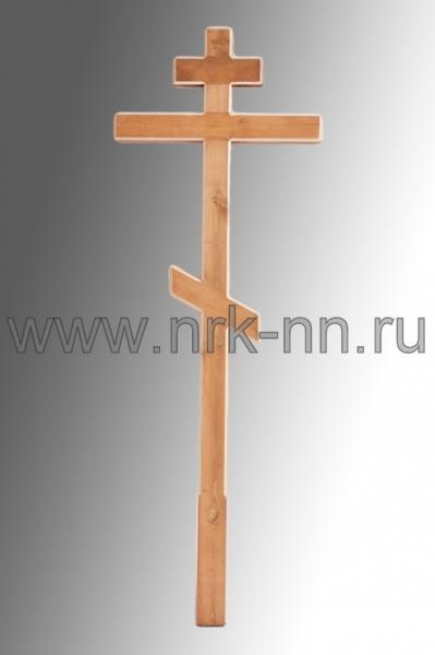 Крест сосновый фрезерованный