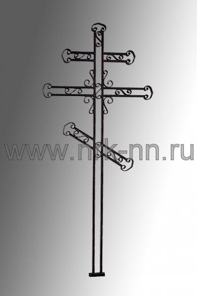 Крест металлический