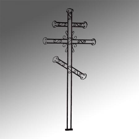 Надгробные металлические кресты