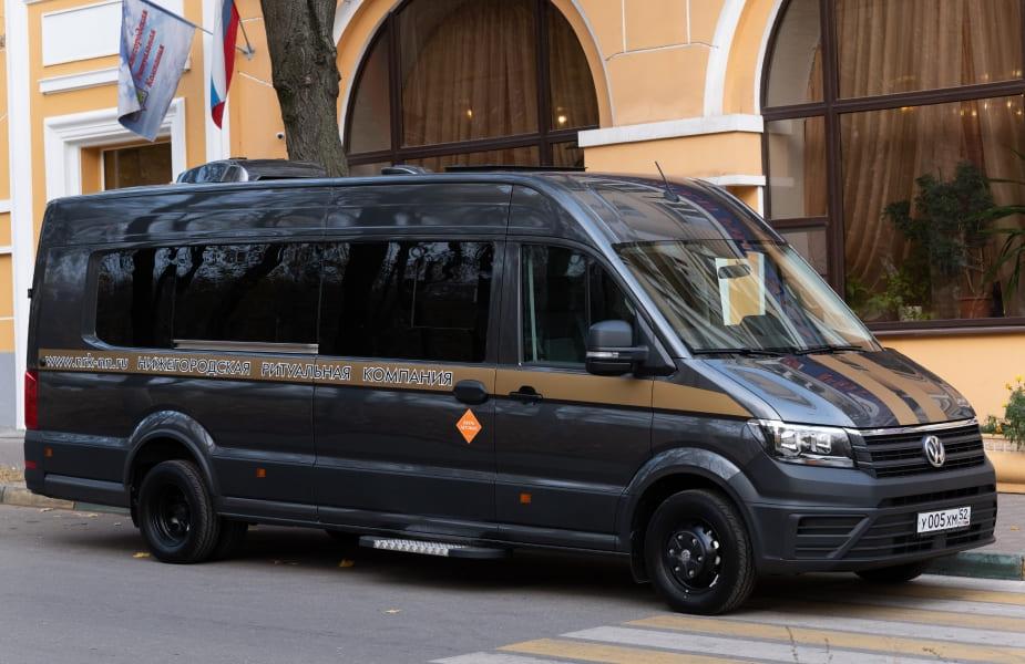 KАТАФАЛК Volkswagen-1 14 посадочных мест